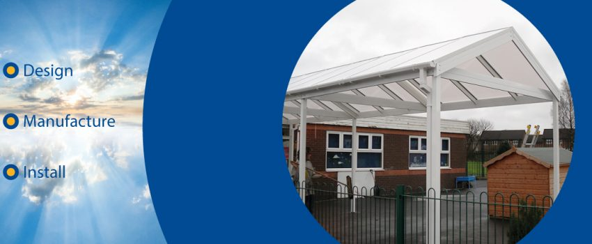 Yorkshire Canopies - School & Commercial Canopies & Outdoor Play Area