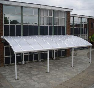 Half Curve Canopies Main