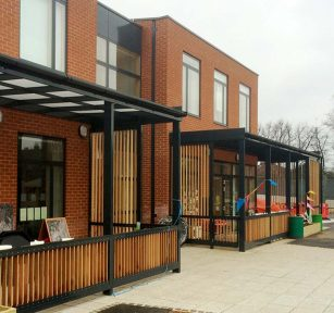 Mono Canopies - School & Commercial Canopies & Outdoor Play Areas